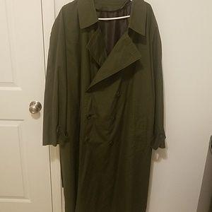 Big an Tall Man Trench Coat.  52 L